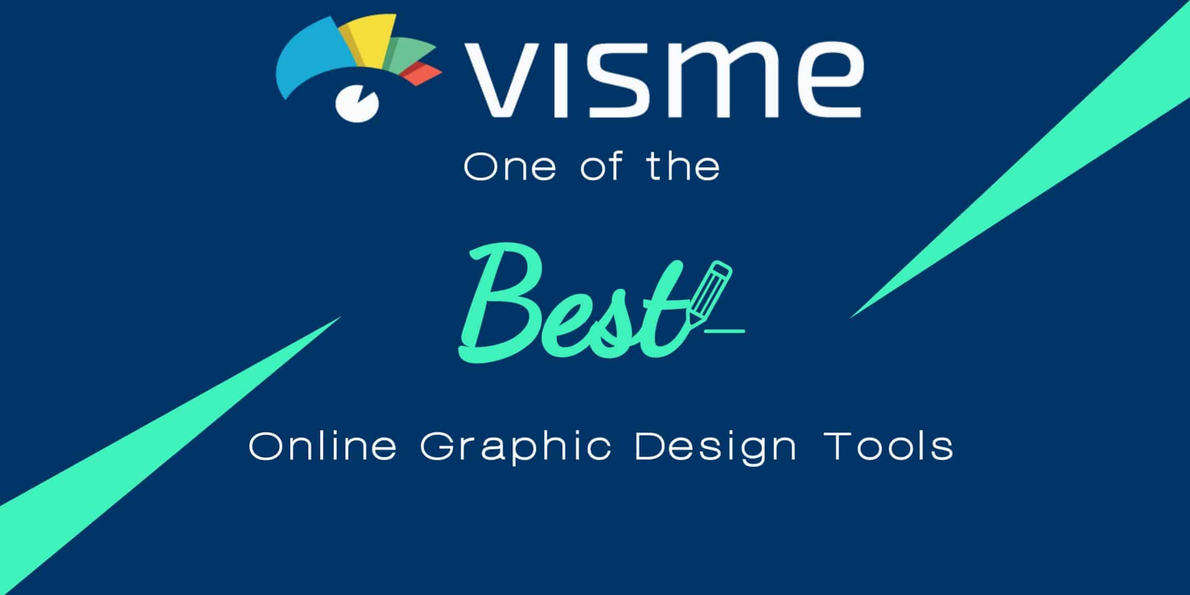 Visme, One Of The Best Online Graphic Design Tools